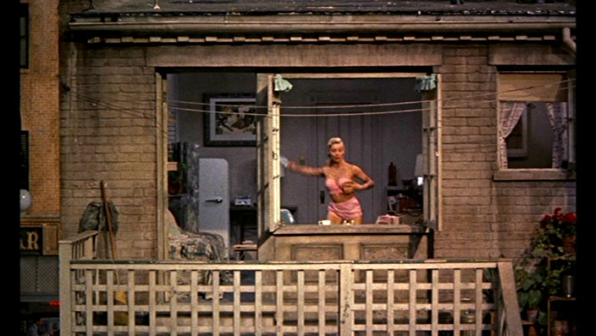 frames of rear window frame the alfred  1000 frames of rear window 1954 frame 53 the alfred hitchcock wiki