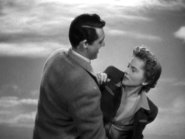 Cary Grant is creepy