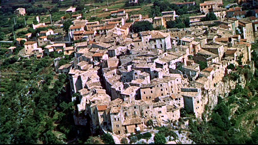 Tourrettes Sur Loup One Of The Villages Shown In Initial Car Chase