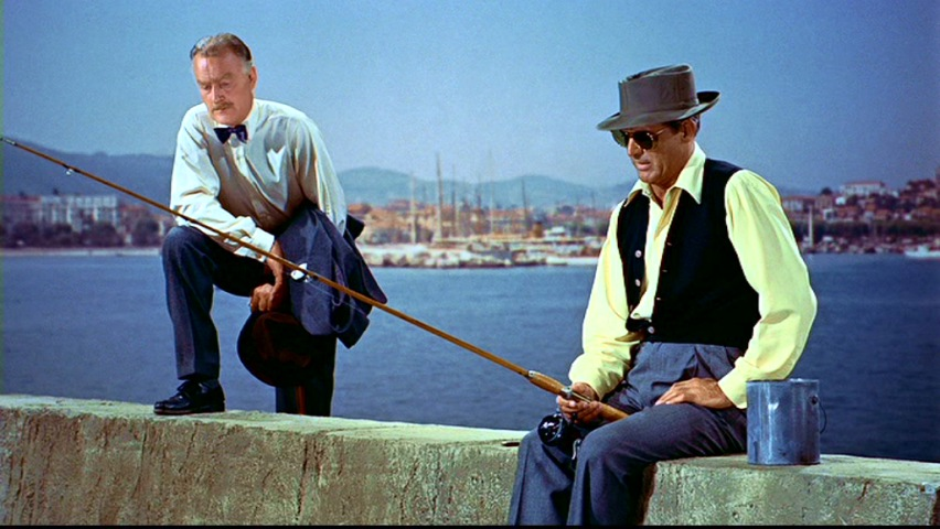 Light Tower Cannes Location Where H Hughson Meets John Robie