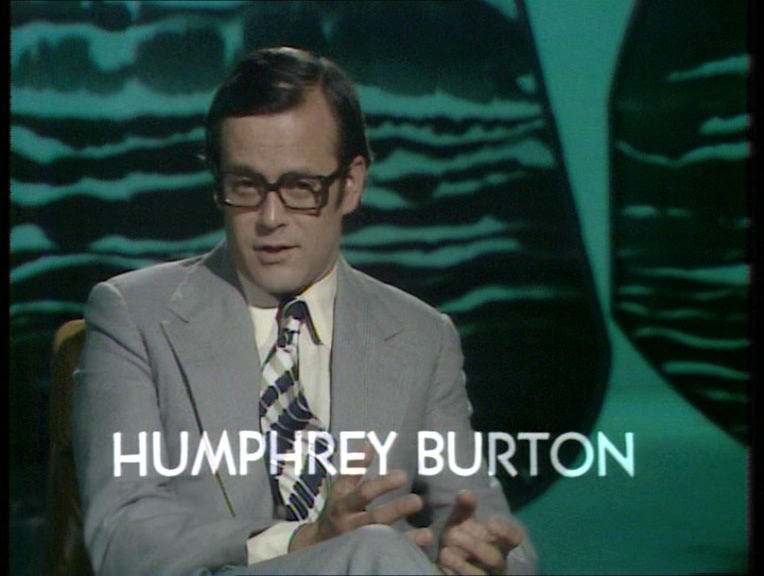 Humphrey Burton Net Worth