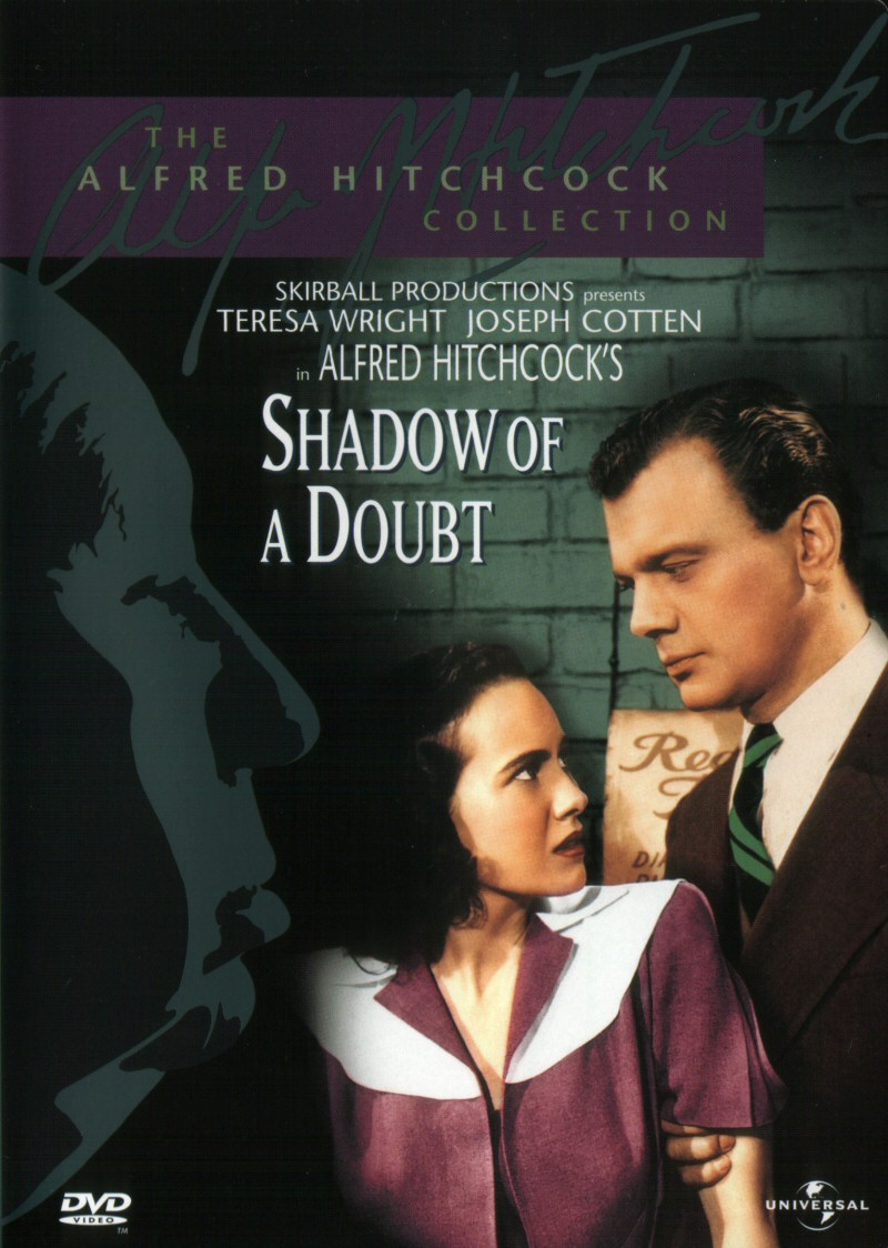 scene analysis shadow of a doubt The colossus is plath's admission of defeat and analysis of  this strange scene is  plath's tropes of mirror and shadow express the imaginative self-doubt.