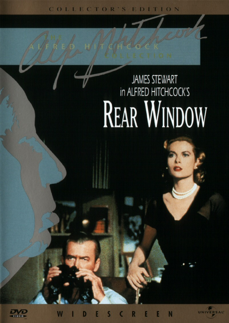 Rear window 1954 universal usa 2001 the alfred for 1954 rear window