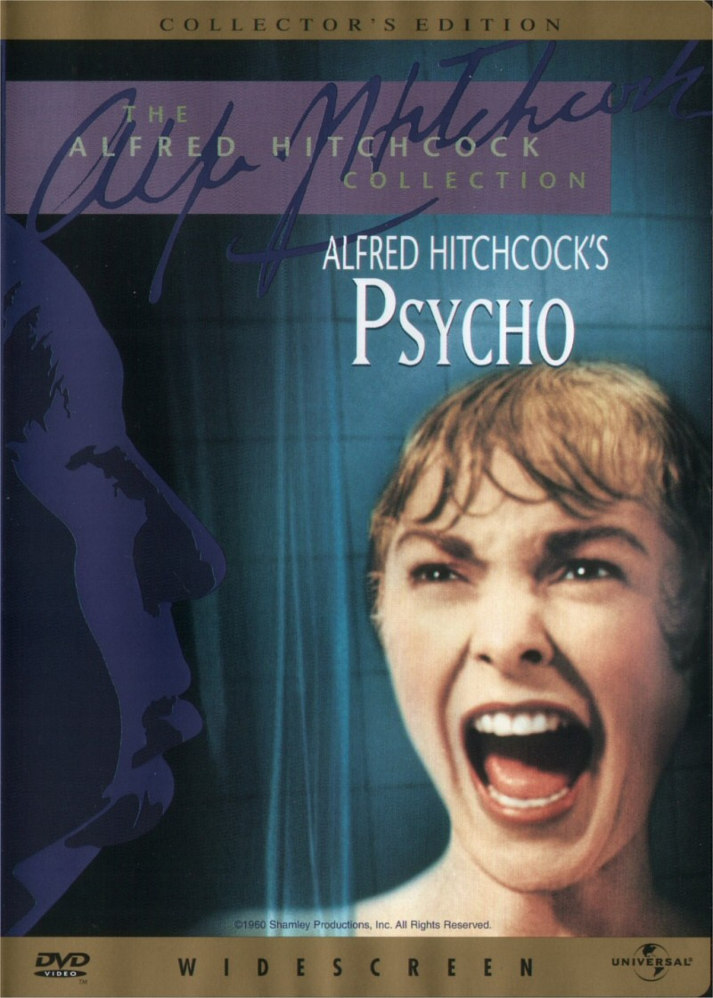 psycho 1960 universal usa 1999 the alfred