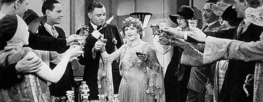 "Betty Balfour in ""Champagne"""
