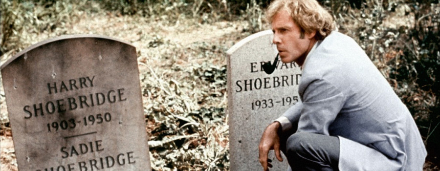 "Bruce Dern in ""Family Plot"""