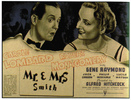 Mr and Mrs Smith (1941) - publicity material - Publicity material for ''Mr and Mrs Smith''.