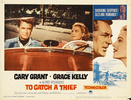 To Catch a Thief (1955) - lobby card (set 2) - Lobby card for ''To Catch a Thief''.