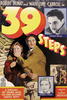 THE 39 STEPS (1935) - PUBLICITY MATERIAL - Publicity material for ''The 39 Steps''.