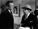 The Paradine Case (1947) - photograph - Photograph of Charles Laughton and Gregory Peck from ''The Paradine Case''.
