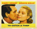 To Catch a Thief (1955) - lobby card (set 1) - Lobby card for ''To Catch a Thief''.