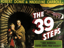 The 39 Steps (1935) - poster - Poster for ''The 39 Steps''.