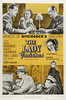 THE LADY VANISHES (1938) - POSTER - 1952 US re-release publicity poster for ''The Lady Vanishes'' (1938).