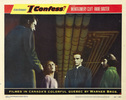 I CONFESS (1953) - LOBBY CARD - Lobby card for ''I Confess''.