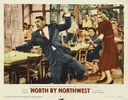 North by Northwest (1959) - lobby card (set 1) - Lobby card for ''North by Northwest''.