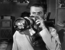 Rear Window (1954) - photograph - Photograph from ''Rear Window''.