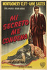 I Confess (1953) - poster - Publicity poster for ''I Confess''.