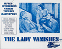 THE LADY VANISHES (1938) - LOBBY CARD (SET 2) - Australian lobby card for ''The Lady Vanishes''.
