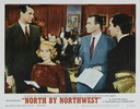North by Northwest (1959) - lobby card (set 2) - Lobby card for ''North by Northwest''.