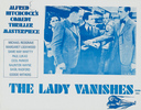 THE LADY VANISHES (1938) - LOBBY CARD (SET 2) - Australian lobby card (14''x11'') for ''The Lady Vanishes''.