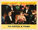 To Catch a Thief (1955) - lobby card (set 1) - Lobby card (14''x11'') for ''To Catch a Thief''.