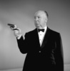 Alfred Hitchcock (1962) - Promotional photograph for ''The Alfred Hitchcock Hour'' from 1962.