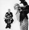 THE BIRDS (1963) - PHOTOGRAPH - Publicity photograph for ''The Birds'' taken by photographer Philippe Halsman.