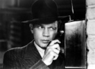SHADOW OF A DOUBT (1943) - PHOTOGRAPH - Publicity shot of Joseph Cotten in ''Shadow of a Doubt''.
