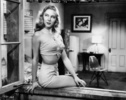 Rear Window (1954) - publicity still - Publicity still for ''Rear Window'' (1954) of Georgine Darcy as ''Miss Torso''.