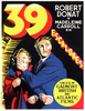 THE 39 STEPS (1935) - POSTER - Publicity poster for ''The 39 Steps''.