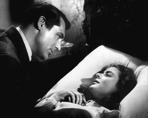 آلیشیا در بستر بیماری