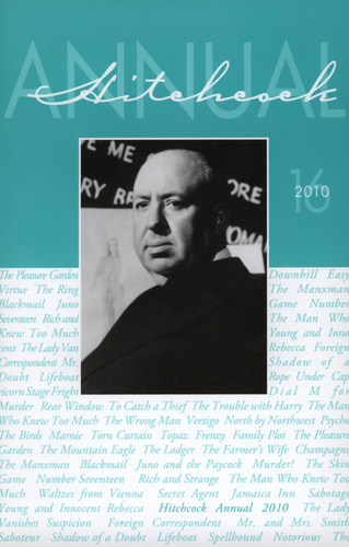 alfred hitchcocks rear window film studies essay Themes and plot devices in hitchcock films jump to  psycho—the film begins in phoenix,  rear window (1954): jeffries.