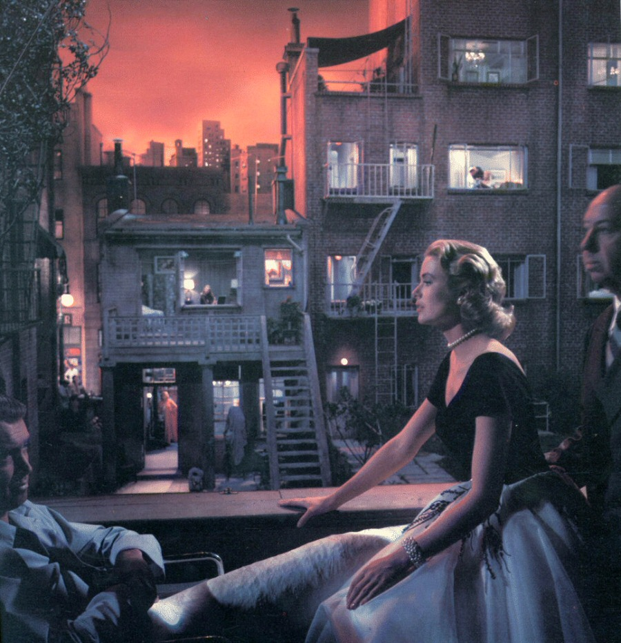 rear window hitchcock essay Essays on rear window we have found 500 essays on rear window rear window rear window, hitchcock is rightfully considered an auteur because he obsessively looked after every single aspect of the film himself from editing to set design to costume to sound production.