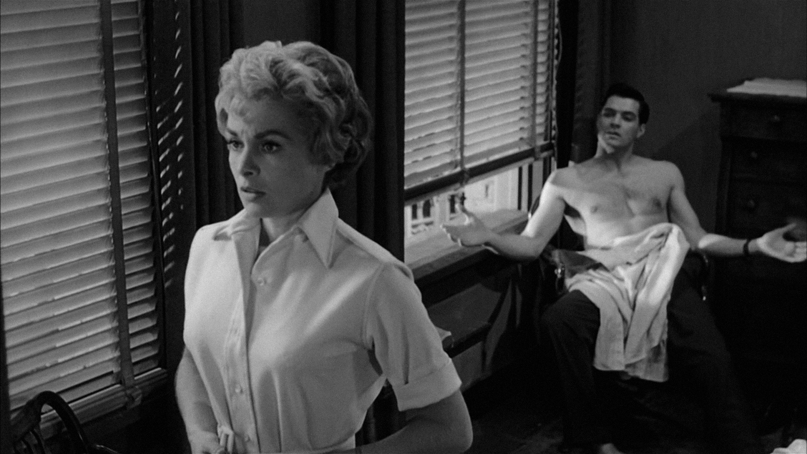 an analysis of the thriller the psycho Genre and audience in hitchcock's psycho psycho-  psycho was categorized  as a thriller/horror because of its  psycho scene analysis.