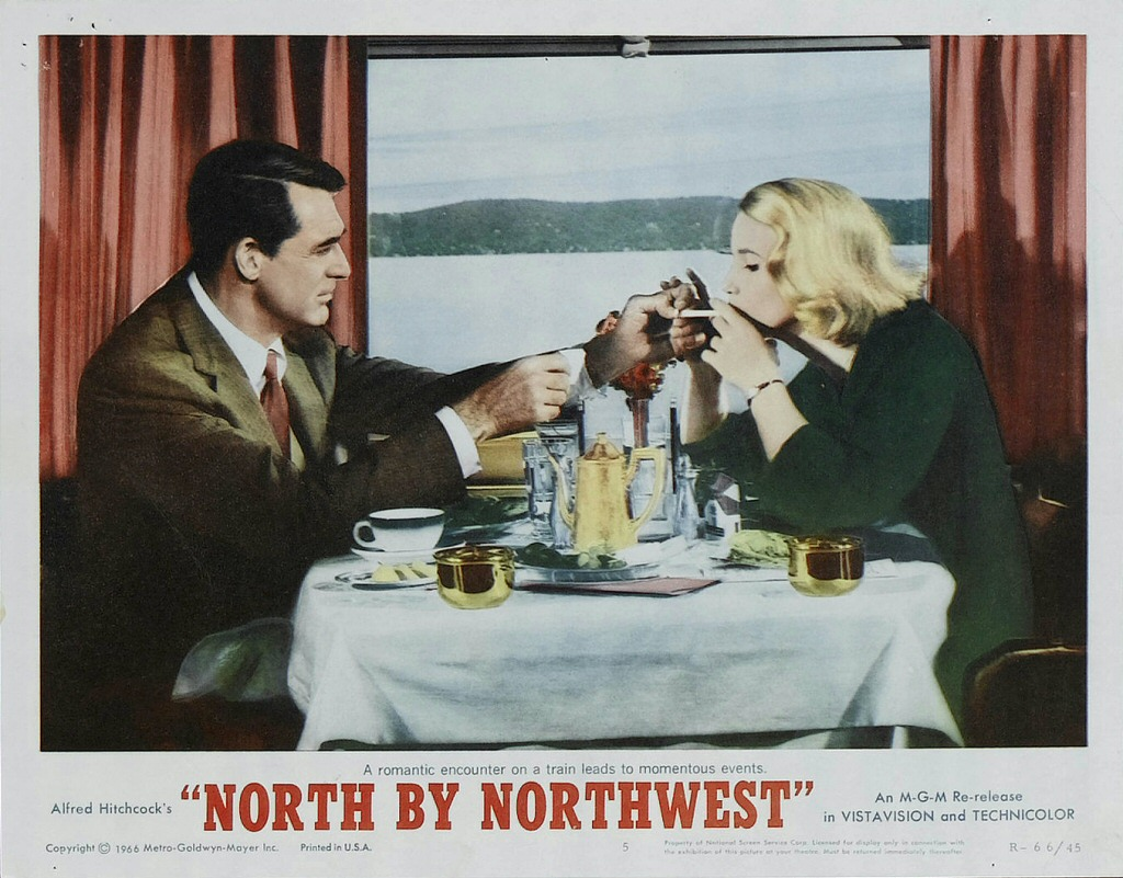 Image result for north by northwest 1959
