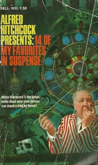 Alfred Hitchcock Presents: 14 of My Favorites in Suspense