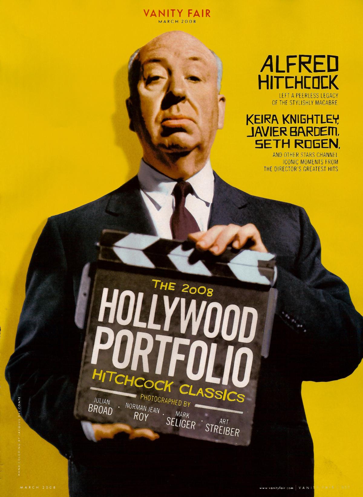 Vanity Fair (Mar/2008) - The 2008 Hollywood Portfolio ... Scarlett Johansson Filmography