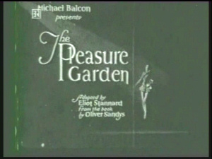 a review of alfred hitchcocks 1925 film the pleasure garden The alfred hitchcock murder case has 45 ratings and 8 reviews during the 1925 filming of alfred hitchcock's first movie, the pleasure garden, in munich.